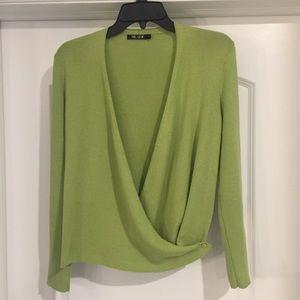 Nic + Zoe Wrap Sweater S